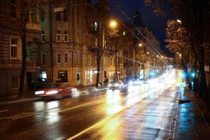 Kelininkai įspėja dėl naktį numatomo plikledžio
