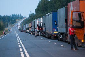 Latvija prie sienos su Baltarusija statys 120 km tvorą