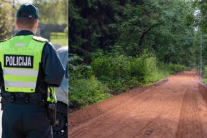 Makabriška Kleboniškio miško paslaptis: vienas įtariamasis jau sulaikytas