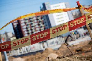 Teismą pasiekė vagysčių iš statybviečių byla