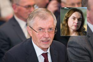G. Kirkilas: ir M. Vainiutė, ir R. Bakšys turi trauktis