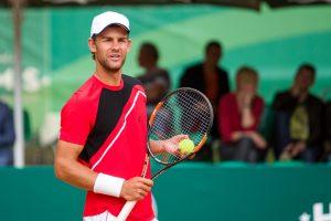 L. Grigelis vyrų teniso vienetų varžybose Rumunijoje – ketvirtas