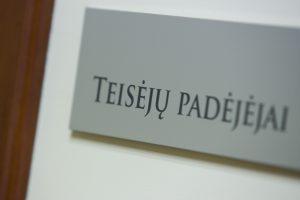 Darbo neteko girta buvusi Vilniaus teismo sekretorė
