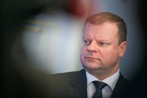 Premjeras ir STT tarsis dėl kovos su korupcija