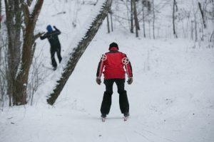 Pasaulinę sniego dieną mini tūkstančiai sporto aistruolių