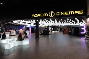 """Teismas: """"Forum Cinemas"""" 1,4 mln. eurų baudą gavo pagrįstai"""