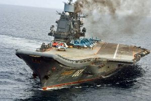 Rusijos karo laivai neužsuks į Ispanijos uostą pasipildyti degalų