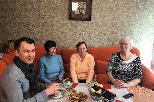 LRT vedėjų staigmenos: lankysis žiūrovų namuose