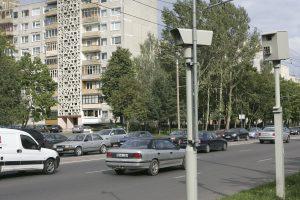 Naujų greičio matuoklių startas Kaune – jau greitai