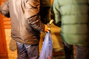 Vagystė Klaipėdos rajone perša mintį: kai negali nusipirkti, gali pasiimti