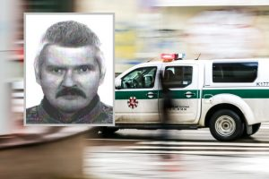 Policija ieško tris savaites be žinios dingusio Arūno Anužo