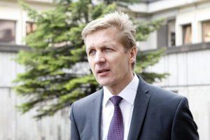 Klaipėdos uosto vadovas paliko Socialdemokratų partiją