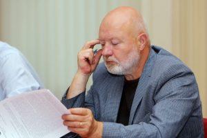 E. Gentvilas: mums siūlė sumokėti 45 tūkst. eurų, kad neprarastume dotacijos