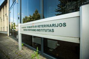 Buvęs Veterinarijos tarnybos instituto vadovas pripažintas kaltu dėl kyšininkavimo