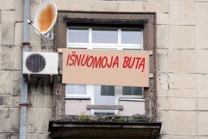 Studentų atostogos: ar Kaune atpigs butų nuoma?