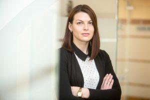 R. Kazėnienei suteiktas pranešėjo statusas