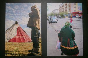 Fotografijose – atšiauri Vorkuta