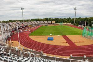 Stadiono konkursą apskundusiai įmonei – įpareigojimas sumokėti milijoninį užstatą
