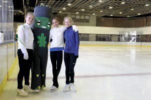 Čiuožimo talentai raižys Kauno ledą