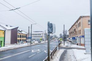 Greičio matuokliai Kaune – jau kovinėje parengtyje
