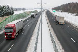 """""""Via Baltica"""" – glaudesnių ryšių su kaimynine Lenkija kelias"""
