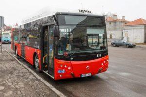 Kaunas perka naudotus autobusus – teks pakloti apie 0,8 mln. eurų