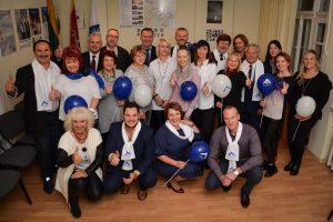 Darbo partija: Kaunas – mūsų namai