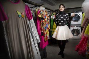 A. Kuzmickaitė: lietuvės bijo pirkti dizainerių drabužius