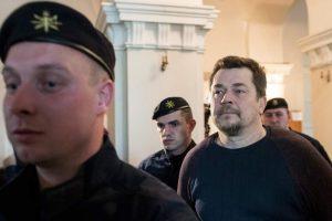 Dėl E. Rimašausko ekstradicijos teismas sprendimą skelbs penktadienį
