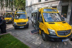 Svarbi informacija kauniečiams: nebekursuos 51-asis maršrutinis taksi