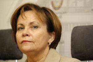 R. Juknevičienė dėl šmeižto kampanijos kreipėsi į VSD, jos brolis – į prokuratūrą