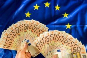 Lietuva nori būti padalinta į du regionus – siekia palankesnio ES finansavimo