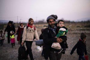 Vyriausybė svarstys, kiek lėšų skirti indėliui į pabėgėlių fondą