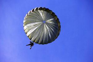 Vilniaus rajone šuolis parašiutu baigėsi tragiškai