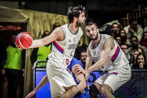 Lemiamose rungtynėse triumfavę serbai – pasaulio čempionate