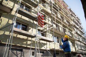 Keičiasi daugiabučių renovacijos paramos programa