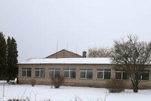 Girininkų kaime kuriasi senelių namai