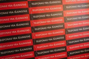 Raudonu kilimu – į vienatvės kalėjimą