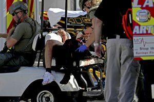 Floridoje pagerbtos pernykščių šaudynių mokykloje aukos