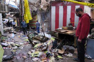 Mirtininko išpuolis Bagdade: mažiausiai 32 žmonės žuvo