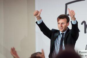Buvęs Prancūzijos ekonomikos ministras sieks prezidento posto