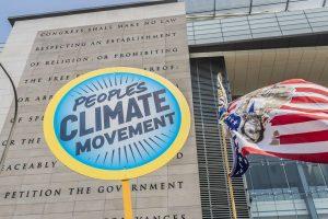 Derybose dėl klimato visų akys krypsta į Vašingtoną