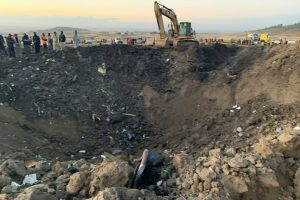 "Po ""Ethiopian Airlines"" lėktuvo katastrofos rasto abi jo juodosios dėžės"
