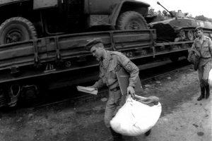 Ketvirtis amžiaus – be rusų tankų