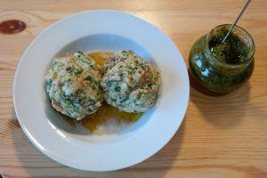Skanu ir sveika: tofu ir špinatų maltinukai (receptas)
