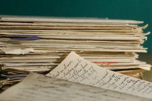 Popierinių laiškų rašytoja: bet kuriam laiškui reikia laiko