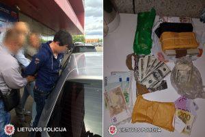 Išaiškintas didžiulis nusikalstamas susivienijimas: žala gali siekti 18 mln. eurų