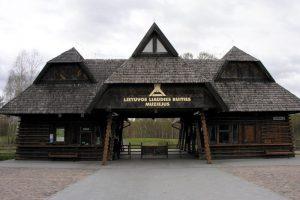 Rumšiškių liaudies buities muziejuje – pažeidimai