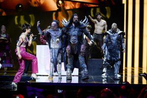 """Išrinktos geriausios visų laikų """"Eurovizijos"""" dainos"""