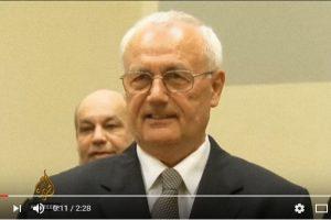 Buvę Jugoslavijos šnipų vadai kalės iki gyvos galvos